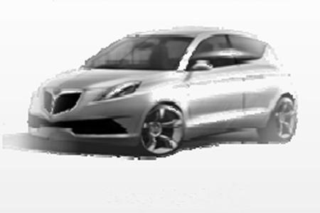 Lancia Y 2009