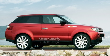 Land Rover Crossover