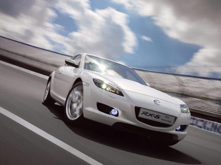 Mazda RX-8 40th