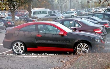 Nuevo Mercedes CLC