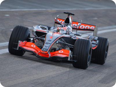 Mercedes HWA F1