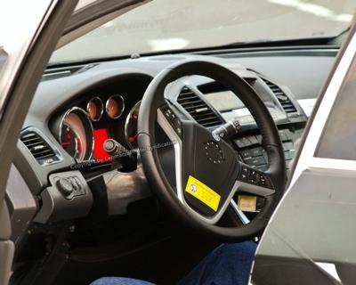 Opel Vectra espía