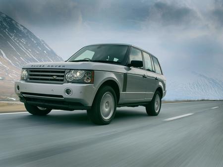 Range Rover Londres
