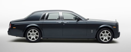 Rolls Royce Phantom Tungsten