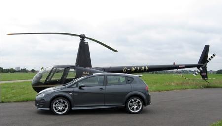SEAT helicóptero