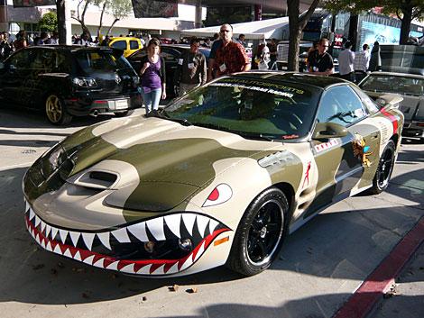 Los 15 coches más feos y destartalados del SEMA
