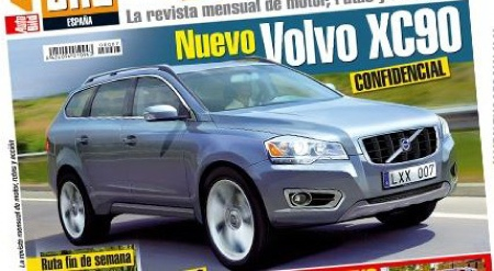 Volvo XC90 nueva generación