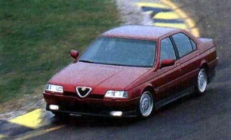 Alfa Romeo Q4