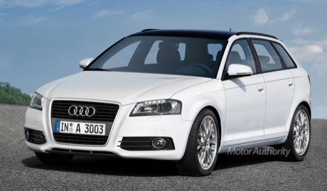 Nuevas recreaciones del renovado Audi A3