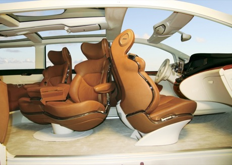 Nuevas fotos oficiales del Nissan Forum Concept
