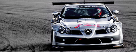 Mercedes SLR 722 GT