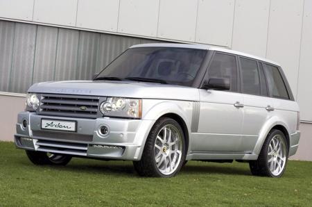 Range Rover ARV7 Arden