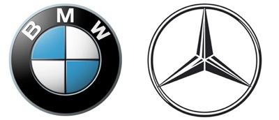 Mercedes y BMW