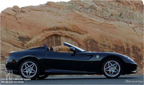 Ferrari 599 GTB Spider
