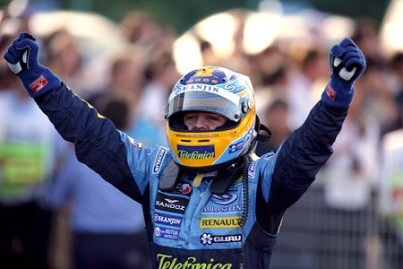 Fernando Alonso vuelve a Renault