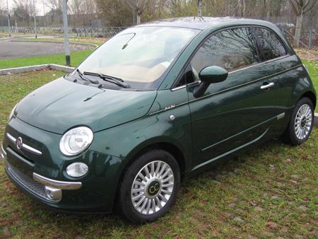 Fiat 500 Circle Club