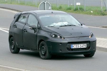 Más fotos espía del nuevo Ford Fiesta