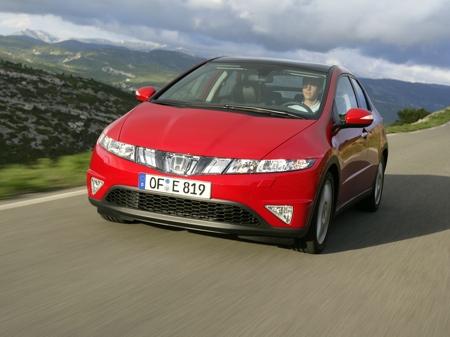 Honda Civic 8º generación