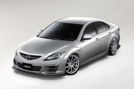 Mazda6 MazdaSpeed Concept