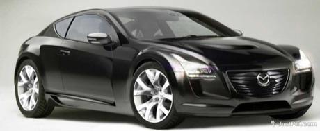 Mazda RX-9 2012
