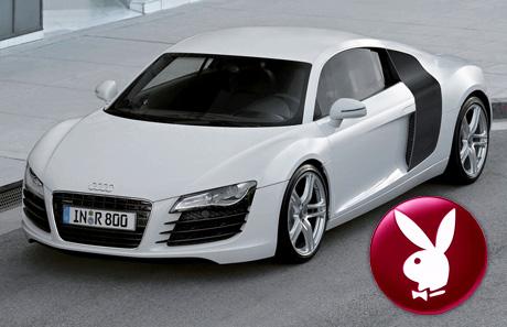 Audi R8 Playboy