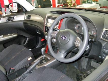 Fotos en directo del Subaru Forester
