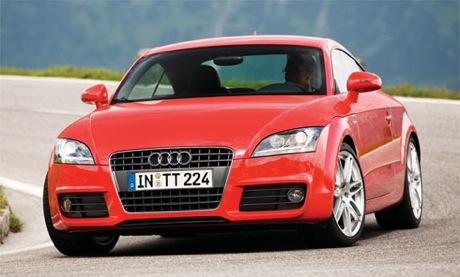 Audi TT diésel