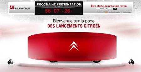 Web Citroën