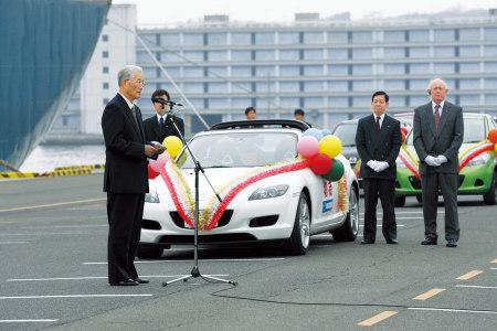 Mazda RX-8 Cabrio