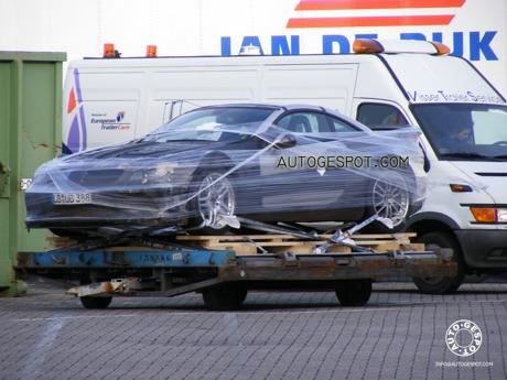 Cazado: Mercedes SL Black Series