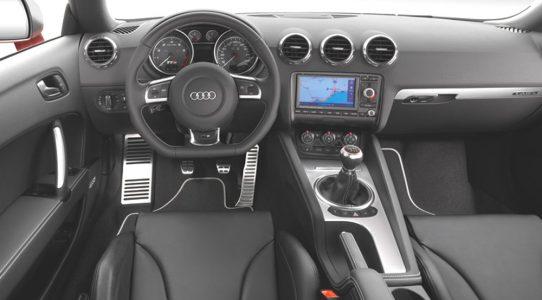 Audi TT-S, todo sobre él