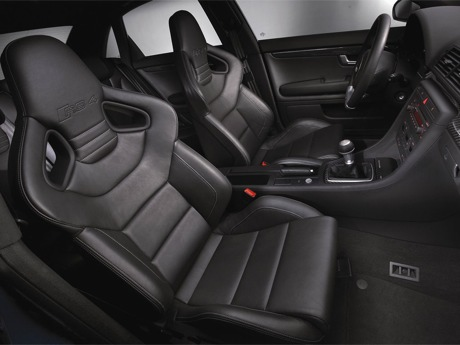 RS4 Seats