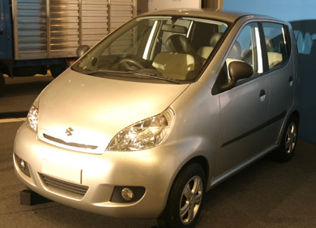 Bajaj Compact Car Concept