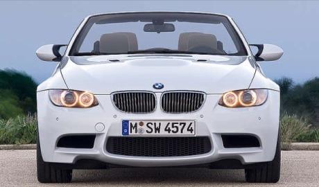 BMW M3 Cabriog