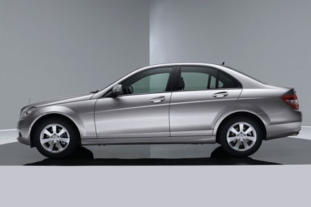 Mercedes C200 CDI Fuel Efficient