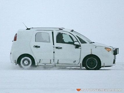 Citroën C3 Minispace