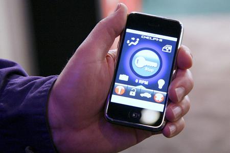 Delphi iPhone