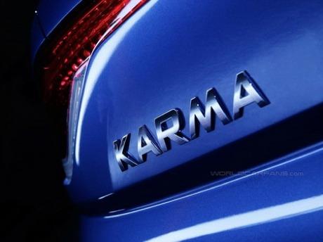 Nuevas fotos oficiales del Fisker Karma