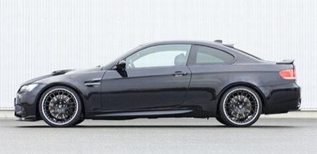 BMW M3 E92 por Hamann