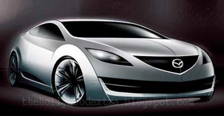 Mazda6 Coupé