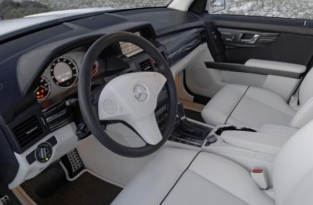 Mercedes GLK Freeside: la guerra de los crossovers lujosos entra en acción