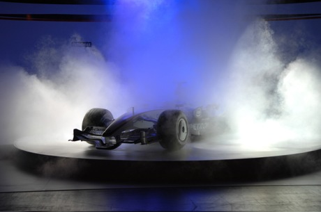 BMW Sauber F1 08