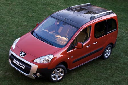 partner tapee España: Peugeot Expert y Peugeot Expert Tepee 2.0 HDi FAP 120 CV