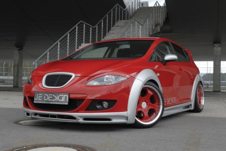 SEAT León 1P Wide Body por JE Design