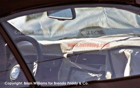 Más fotos espía del Ford Mustang