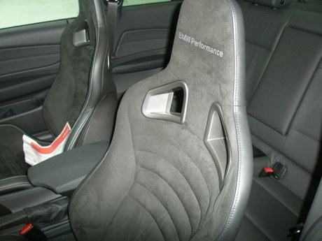 BMW Serie 1 Performance Parts