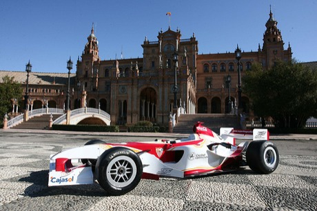 Sevilla CF Superleague Formula
