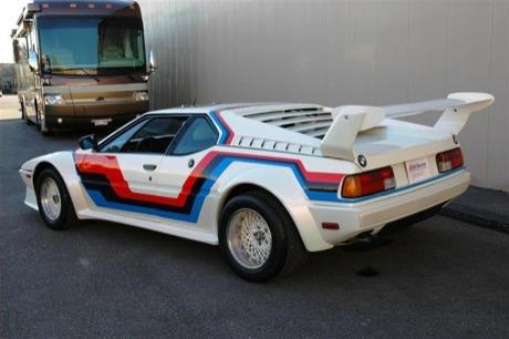 BMW M1 de 1971, a la venta en eBay