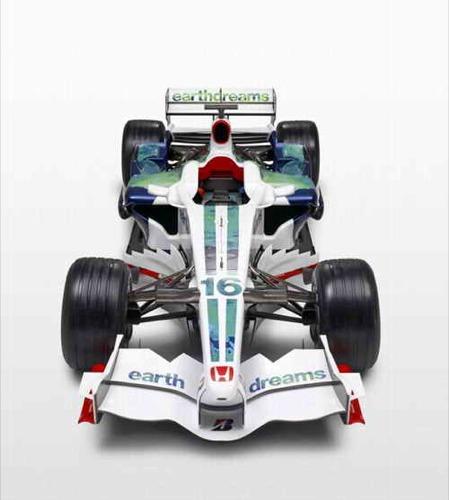 Honda F1 RA108