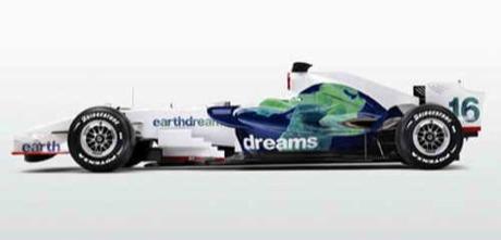 Honda F1 RA108, cuando hay imágenes sobran las palabras